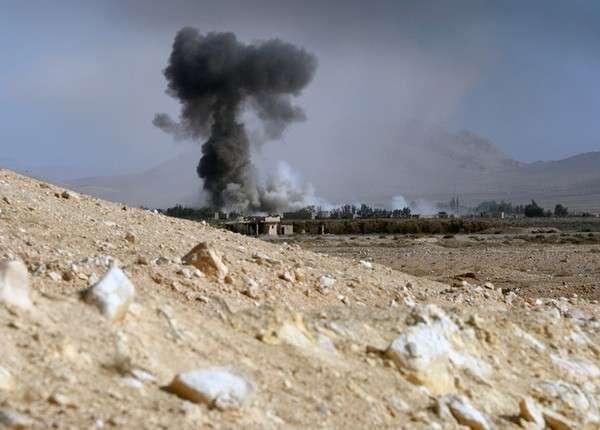 100 бандитов нарушили границу Сирии со стороны Турции