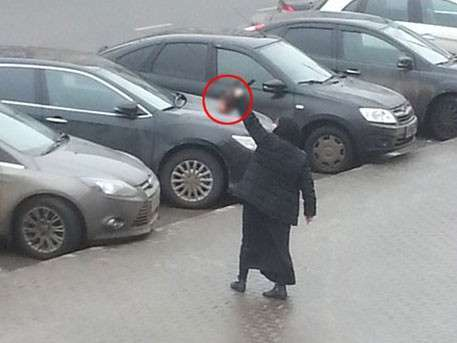 Узбекская няня размахивала отрезанной головой ребёнка 20-30 минут