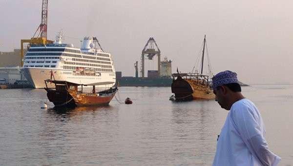 Оманский залив, архивное фото