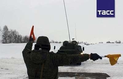 Зенитные ракетные системы С-400 «Триумф» заступили на боевое дежурство в Новосибирске