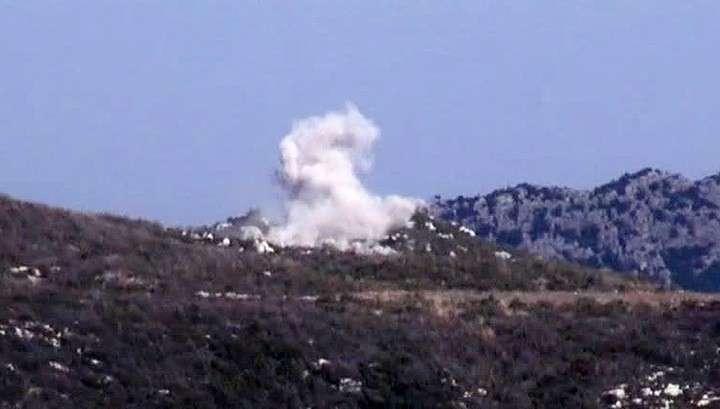 Турки обстреляли в сирийской Латакии российских и иностранных журналистов