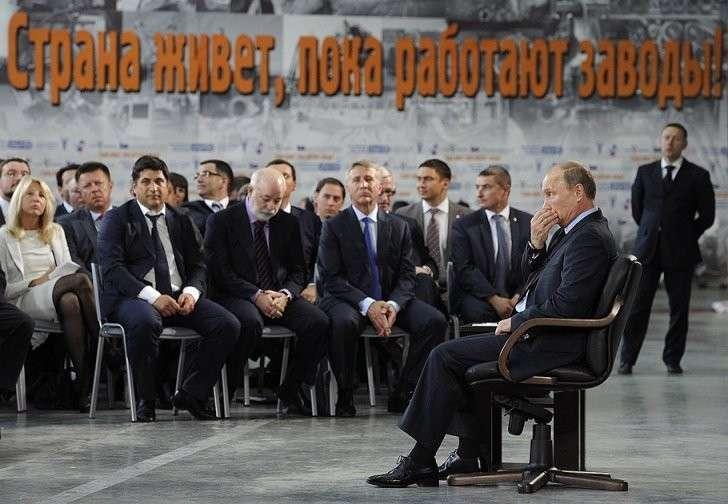 Правда ли, что «Олигархи управляют Путиным»?
