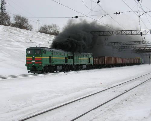 Железные дороги крайне негативно влияют на планетарную экосистему