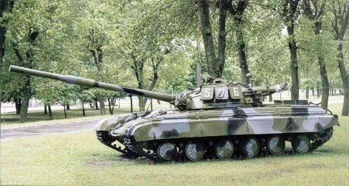 Ополченцы под Луганском захватили три танка Т-64 украинских ВС