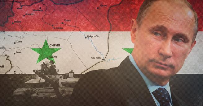 Путин заставил Запад сражаться в Сирии против собственных террористов