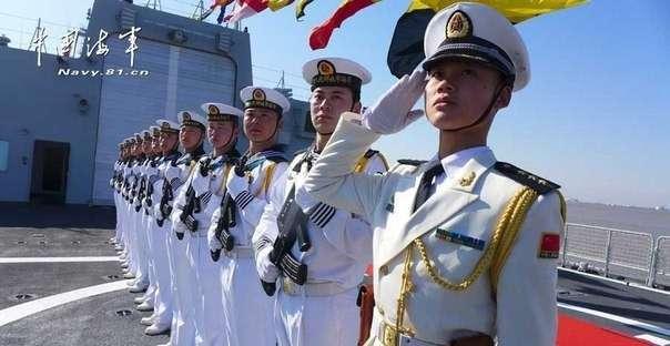 Китай изгоняет США из Тихого океана