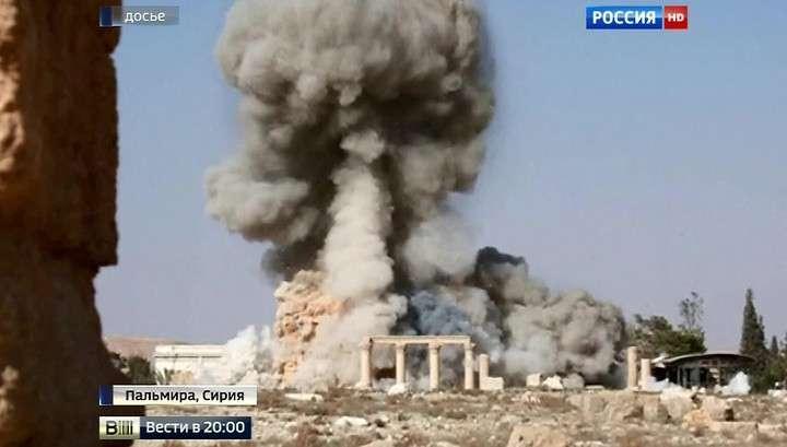 Пальмира не устояла перед натиском американских боевиков ИГИЛ