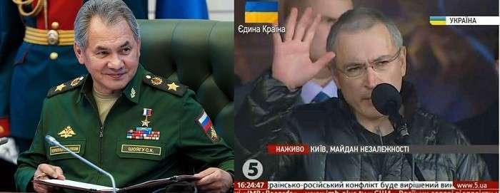 Шойгу, как главная опасность для Ходорковского… и революции