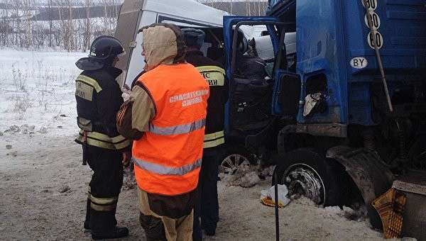 Девять человек погибли в результате ДТП в Пензенской области