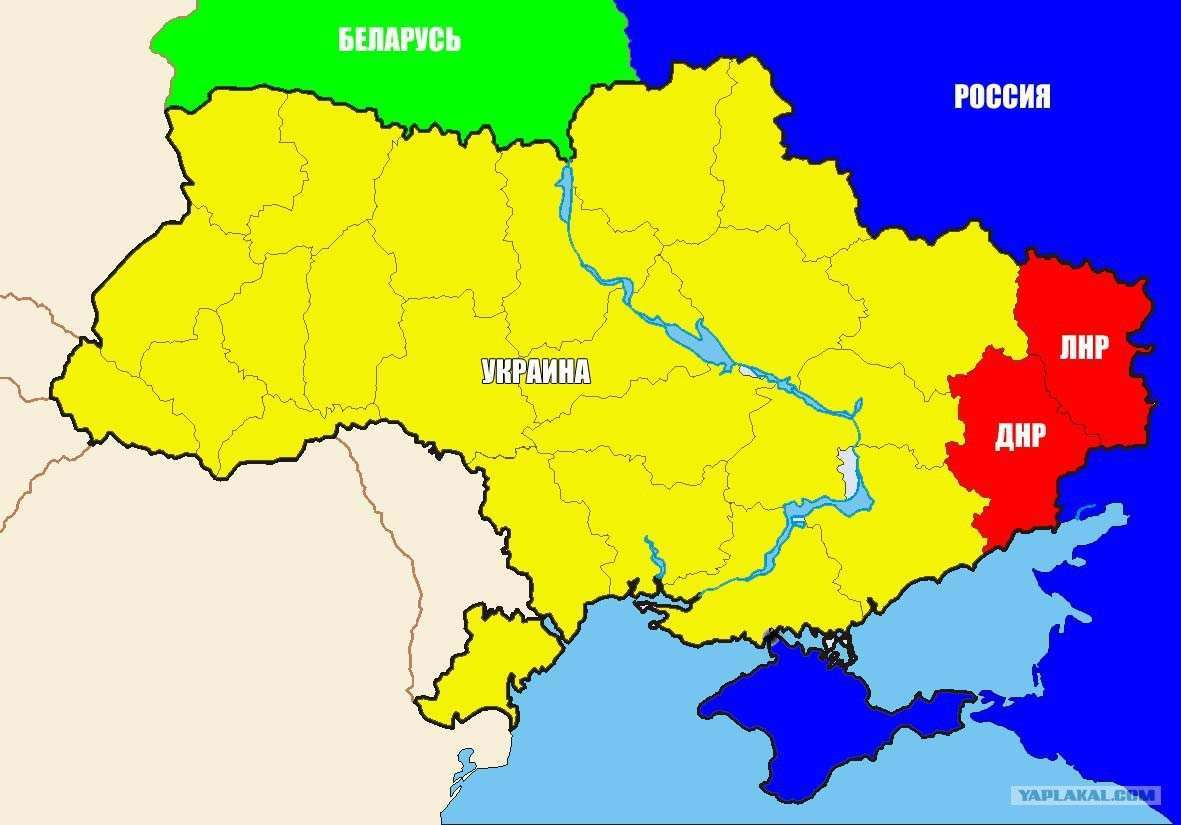 Париж и Берлин с оговорками, но готовы признать субъектность Донбасса