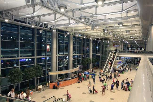 Сразу три российских аэропорта признаны лучшими в Европе