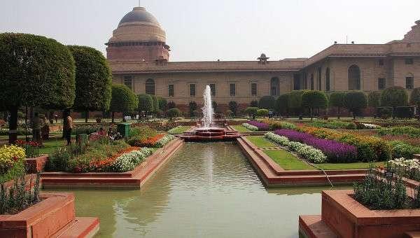 Нью-Дели. Индия. Архивное фото