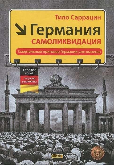 Краткий обзор книги «Германия. Самоликвидация»