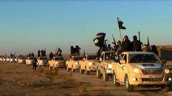 ИГИЛ (ISIS) отступает в Сирийскую пустыню, чтобы создать Суннистан