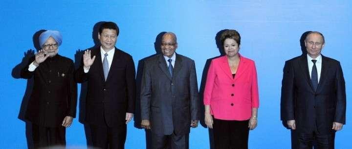 Страны БРИКС намерены финансировать изменение мирового порядка