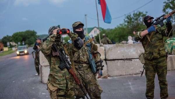 Записки Луганского ополченца. Война на Мирном квартале