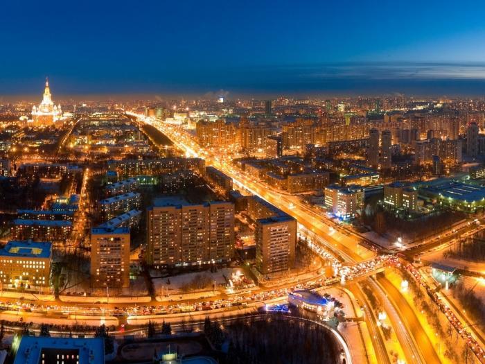 Ситуация с электромагнитным загрязнением мегаполисов продолжает ухудшаться