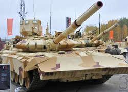 Очередной контракт на модернизацию 154 танков Т-72Б до уровня Т-72Б3