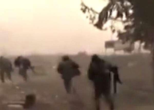 Бойцы САР рассказали, кого бандиты держали в «альгутской Бастилии»