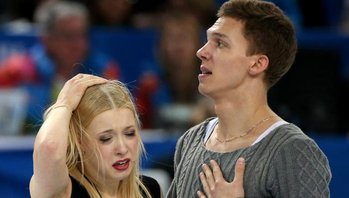Фигуристы Боброва и Соловьёв отменили тренировки, запасная пара - в шоке
