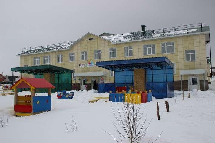 В Башкирии открыты новые сельские детские сады