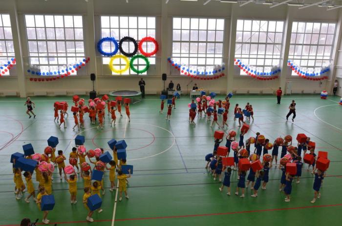 В Калужской области открылся физкультурно-оздоровительный комплекс