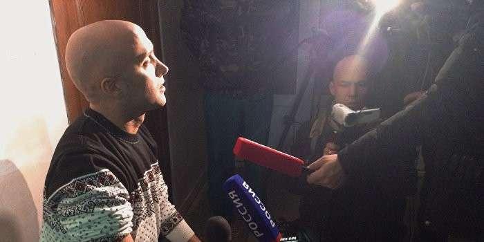 Грэм Филлипс представил фильм об ополченце Донбасса «Арамис»