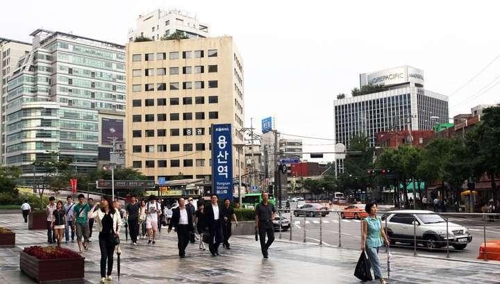 Южная Корея вышла из совместного с РФ проекта Наджин-Хасан из-за санкций СБ ООН
