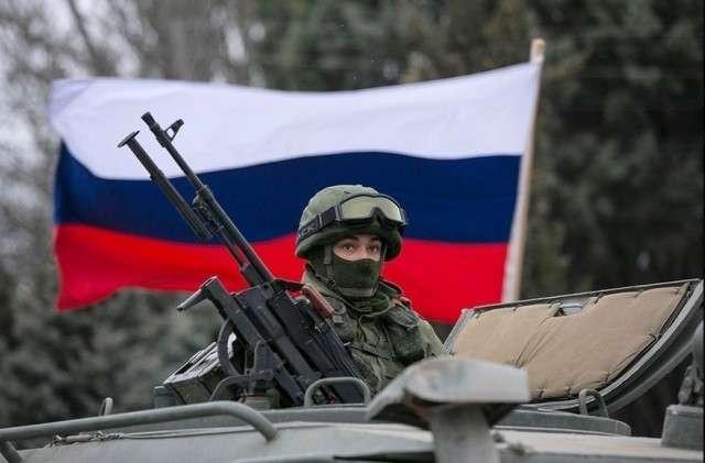 Оккупация Украины