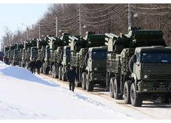 В Подмосковье на боевое дежурство заступили новые зенитные ракетные комплексы «Панцирь-С»