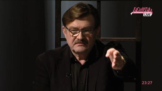 Евгений Киселёв призывает красть россиян и арестовывать без суда и следствия!