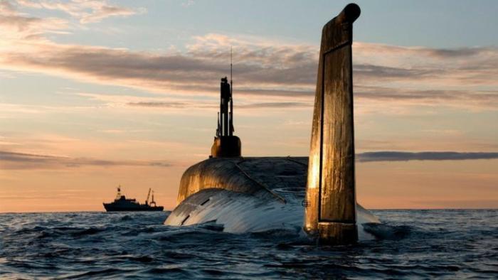 Российские подводные лодки прибывают на Ближний Восток
