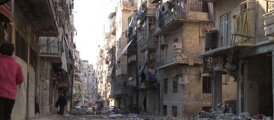 Химоружие в Сирии в руках боевиков: позиции курдов в Алеппо обстреляны фосфорными снарядами