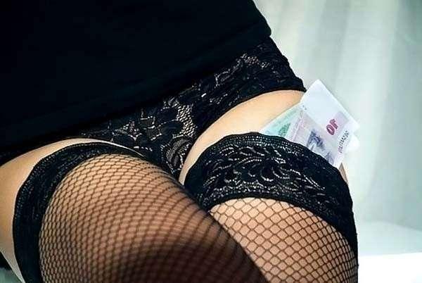 Каждая 4-я проститутка Европы родом из Украины