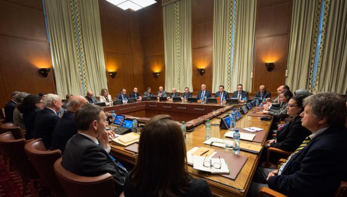 В Женеве готовятся к межсирийским мирным переговорам