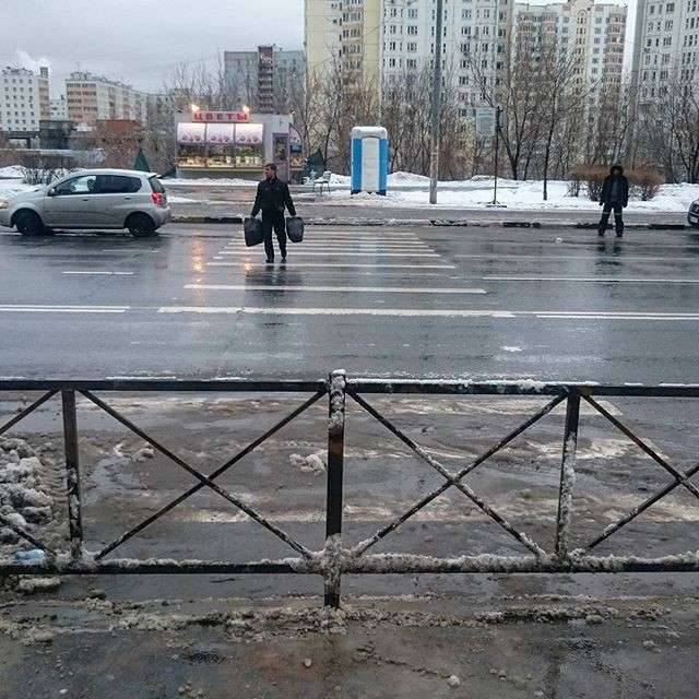 Москва, Люблино  Это Россия детка, прикол, россия