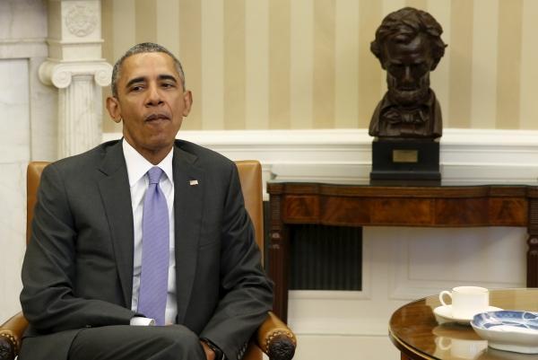 Обама приписал себе авторство идеи по химразоружению в Сирии