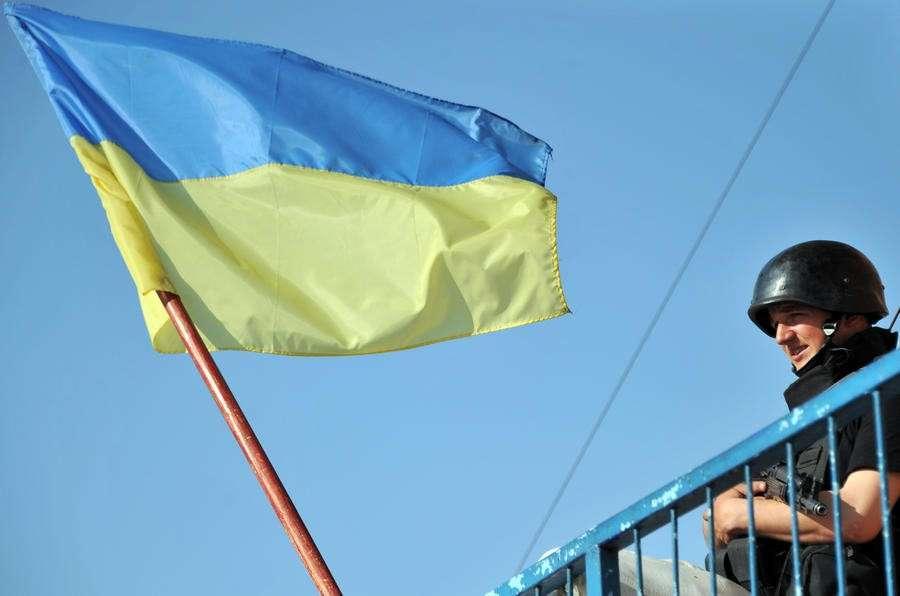 Обманутые правительством солдаты Нацгвардии Украины двинулись на Киев