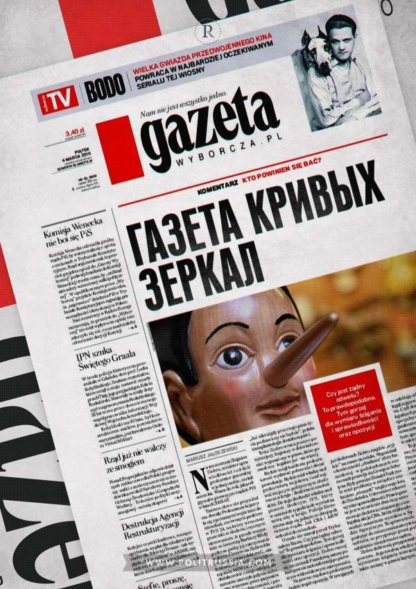 Какую «правду» о Крыме порождают больные мозги поляков