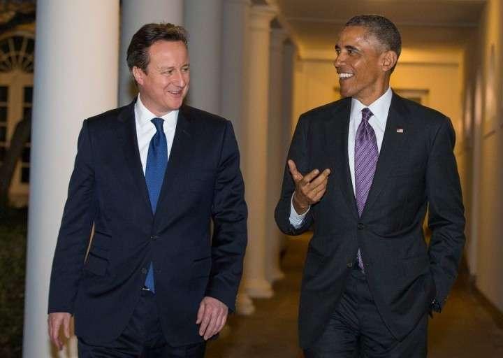 Обама: «В ливийском кризисе виноват Кэмерон!»