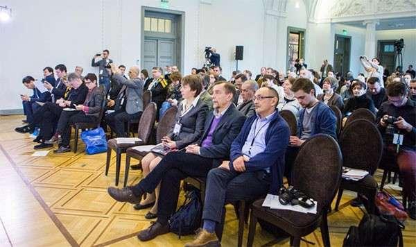 Слёт самых демократичных демократов в Вильнюсе