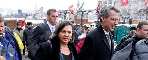 Генерал-губернатор Украины, американский посол Пайетт: мира не будет