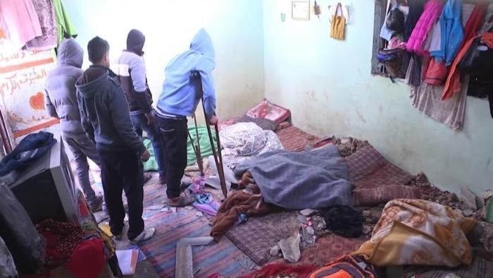10-летний палестинец и его 6-летняя сестра погибли в результате авиаудара израильских бандитов