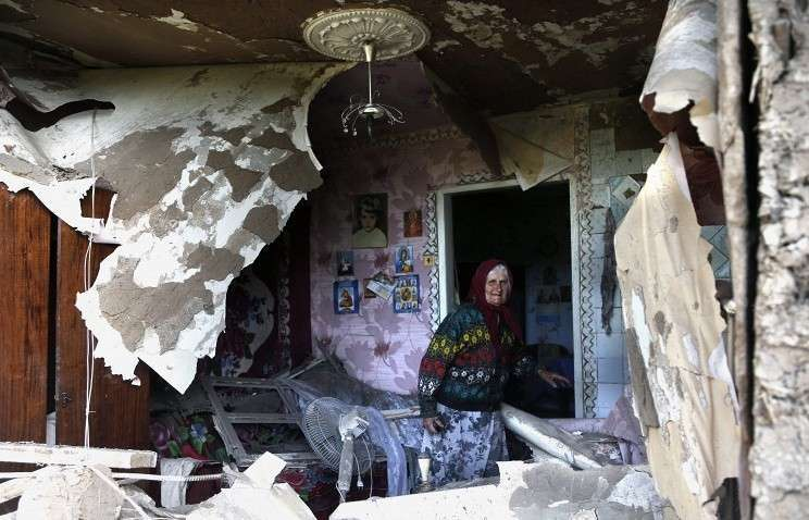 Бастрыкин: те, кто совершает преступления на юго-востоке Украины, не уйдут от возмездия