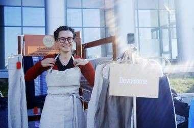 Бизнес на конопле: как украинцы шьют необычный текстиль