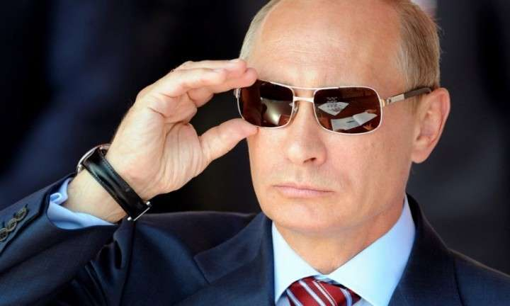 Владимир Путин - тайна для ЦРУ
