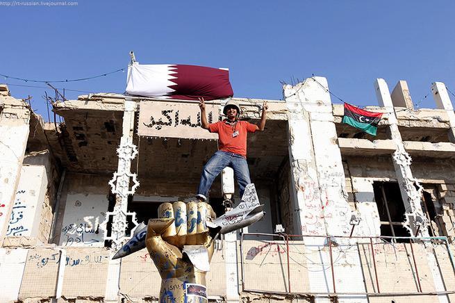 Раскрыта международная система вооружения террористов в Ливии