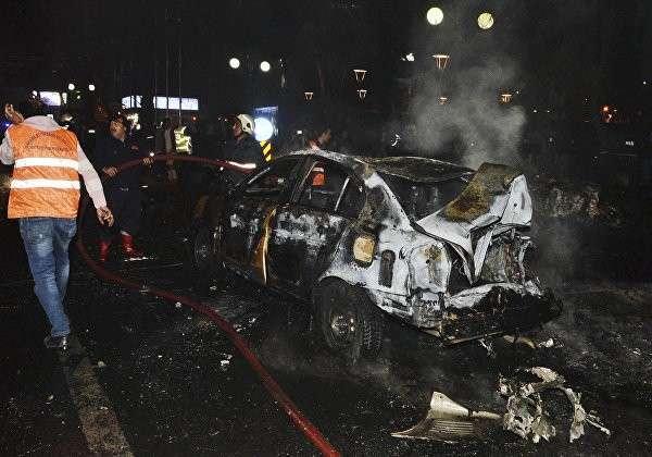 Пятая атака на Турцию: теракт в Анкаре унес жизни 34 человек