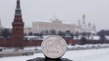 Российский рубль. Архивное фото