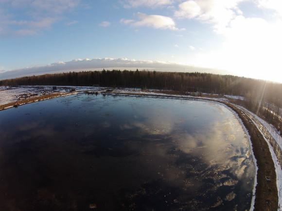 Ситуация с полигоном химических отходов «Красный бор» под Санкт-Петербургом ухудшается